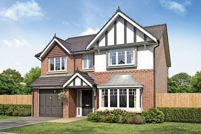 Thumbnail Detached house for sale in Duddle Lane, Walton-Le-Dale, Preston