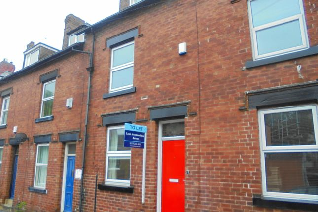 Thumbnail Terraced house to rent in Claremont Avenue, Leeds