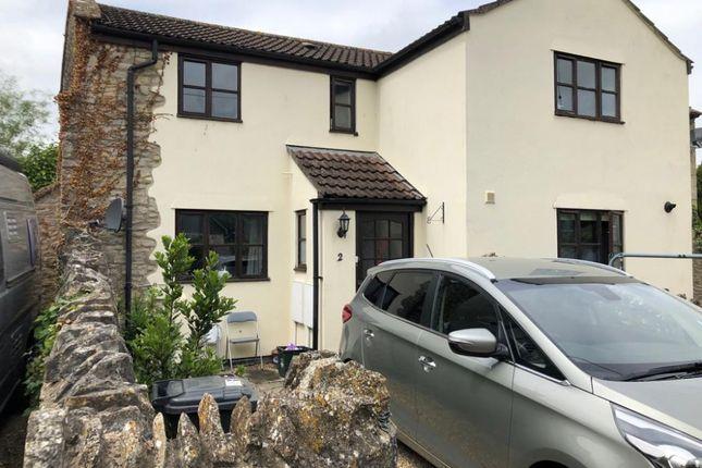 Thumbnail Semi-detached house to rent in Victoria Lane, Evercreech, Shepton Mallet
