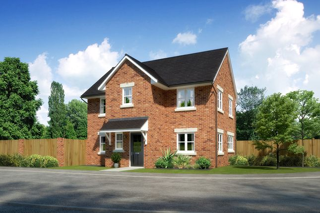 """Thumbnail Detached house for sale in """"Westwood"""" at Whittingham Lane, Broughton, Preston"""