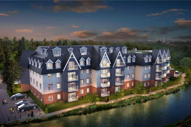 Thumbnail Flat for sale in Monument Road, Woking, Surrey