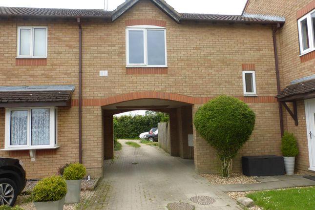 Thumbnail Flat to rent in Bonner Close, Grange Park, Swindon