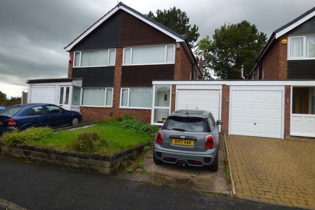Thumbnail Semi-detached house for sale in Castle Farm Lane, Stockport