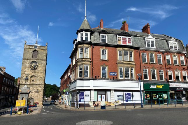 Thumbnail Retail premises for sale in Market Place West, Morpeth
