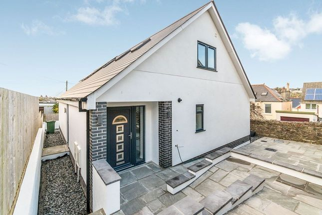 Thumbnail Detached house for sale in Queens Road, Lipson, Plymouth
