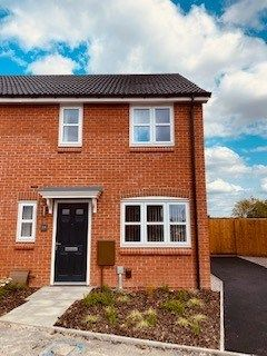 3 bed semi-detached house for sale in Brookline Drive, Wingerworth, Chesterfield S42