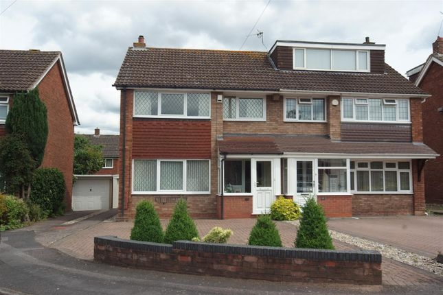 3 bed semi-detached house for sale in Buckhold Drive, Allesley, Coventry