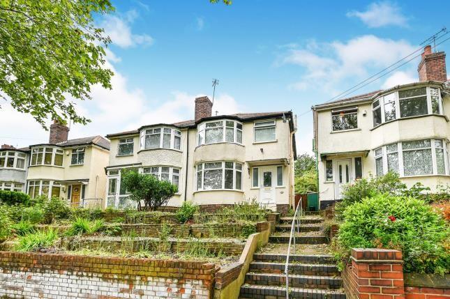 Thumbnail Semi-detached house for sale in Hillyfields Road, Erdington, Birmingham, West Midlands