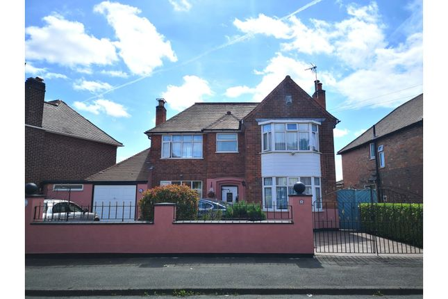 Front of Goodwood Road, Wollaton, Nottingham NG8