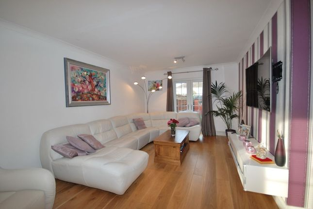 Thumbnail Terraced house for sale in Stansted Close, Chelmsford