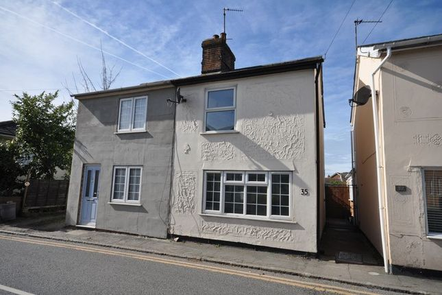Thumbnail Semi-detached house to rent in Mill Road, West Mersea, Colchester