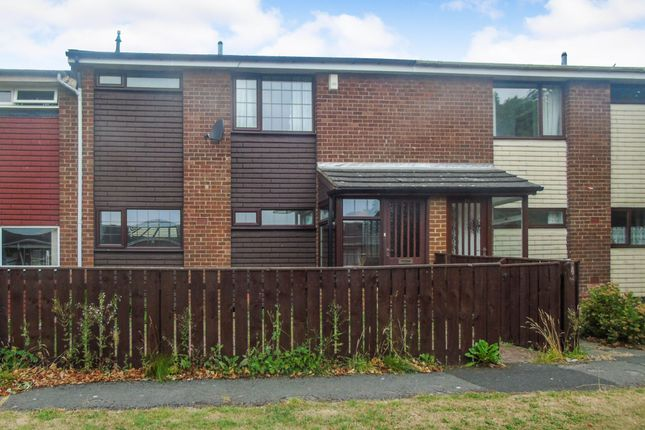 Thumbnail Terraced house to rent in Croftwell Close, Blaydon-On-Tyne