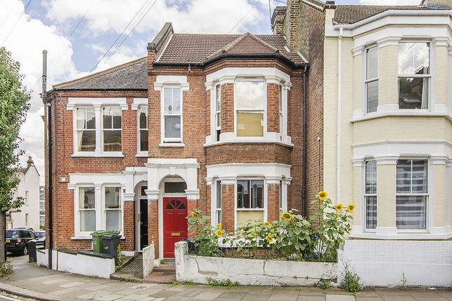 Thumbnail Terraced house to rent in Netherford Road, London