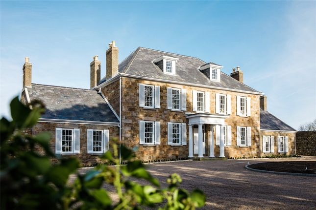 Thumbnail Property for sale in La Rue De La Mare Des Pres, St. John, Jersey