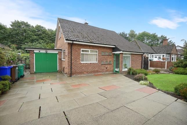 Thumbnail Bungalow for sale in Blackcarr Road, Manchester, Greater Manchester, .