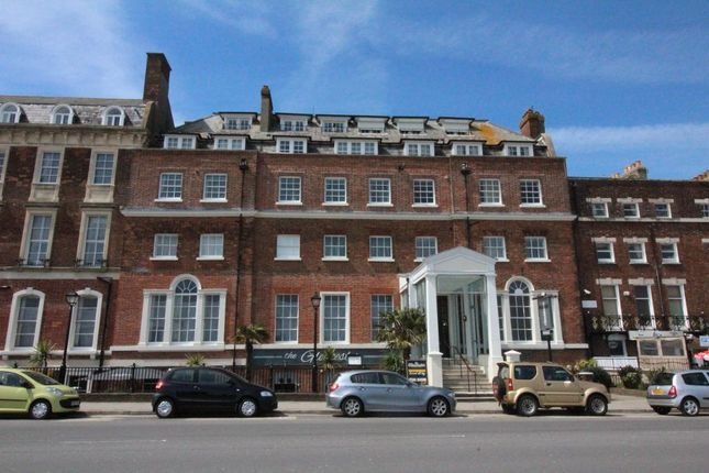 Thumbnail Flat to rent in The Esplanade, Weymouth, Dorset
