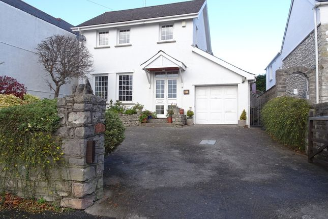 Thumbnail Detached house for sale in Newton Nottage Road, Newton, Porthcawl
