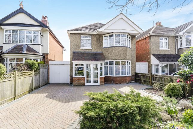 Thumbnail Detached house for sale in Shirley Avenue, Upper Shirley, Southampton