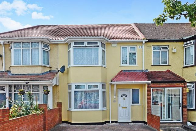 3 bed terraced house for sale in Evelyn Grove, Southall