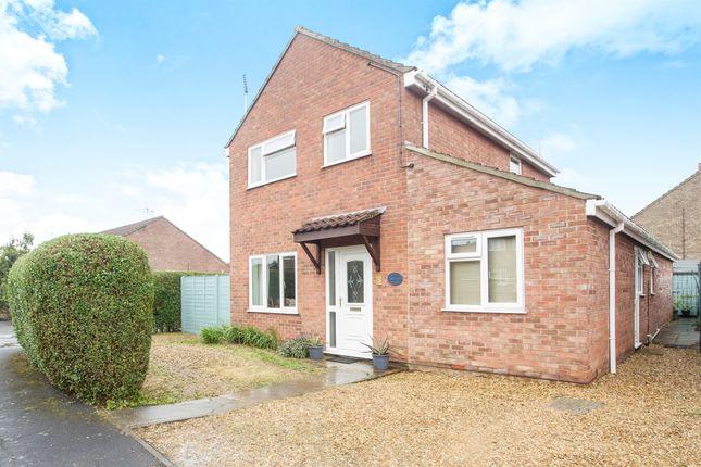 Thumbnail Detached house for sale in John Davis Way, Watlington, King's Lynn