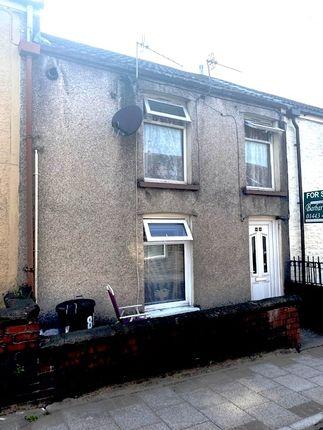 2 bed terraced house for sale in Penygraig Road, Penygraig, Rhondda CF40