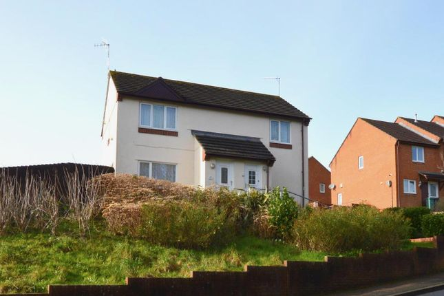 Thumbnail Flat to rent in Daisy Links, Exeter