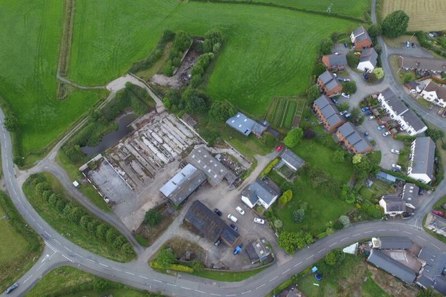 Thumbnail Land for sale in Welshpool, Powys