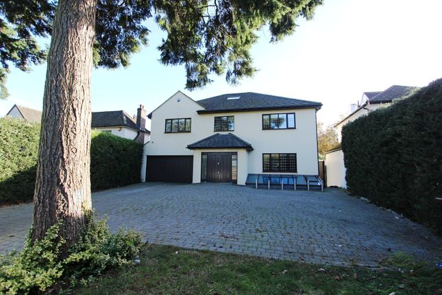 Thumbnail Detached house for sale in Garratts Lane, Banstead