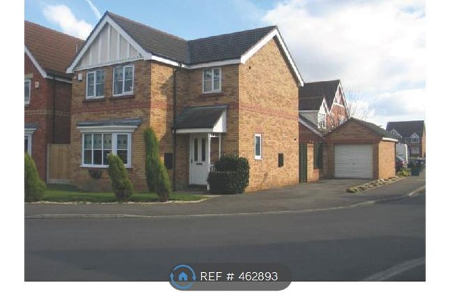Thumbnail Detached house to rent in Shooters Hill Drive, Doncaster