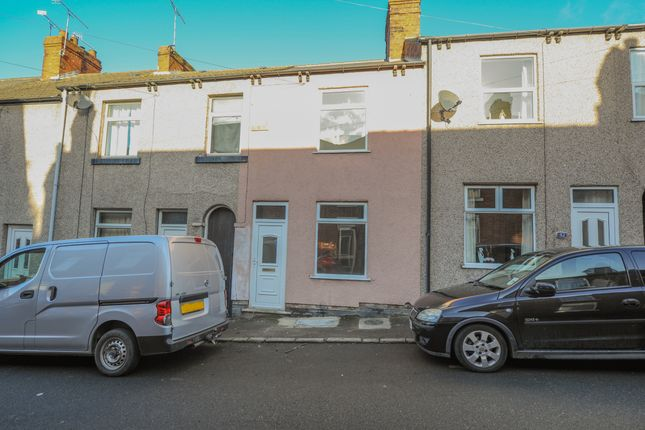 Thumbnail Terraced house to rent in Valley Road, Spital, Chesterfield