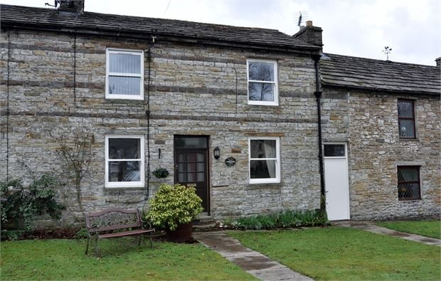 Thumbnail Terraced house for sale in Bridge View, Garrigill