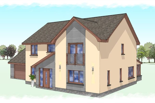 Thumbnail Detached house for sale in Bro Gwynfaen, Croeslan, Llandysul