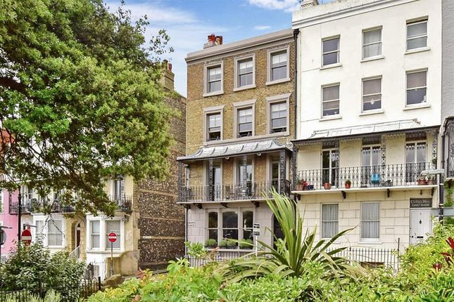 Thumbnail End terrace house for sale in Albion Place, Ramsgate, Kent
