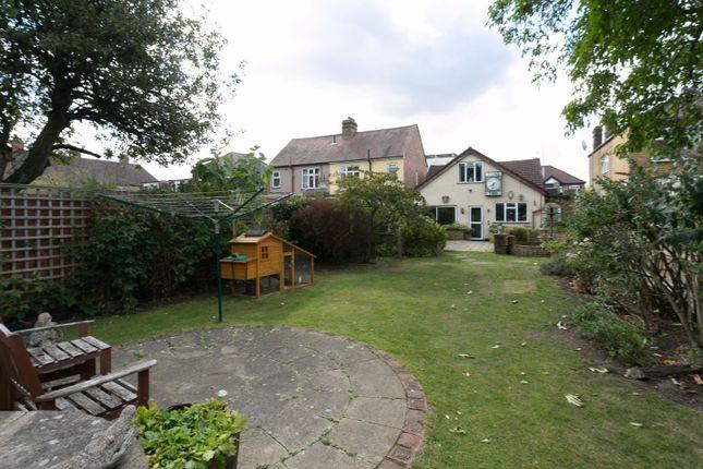 Thumbnail Detached bungalow for sale in Hampton Road, London