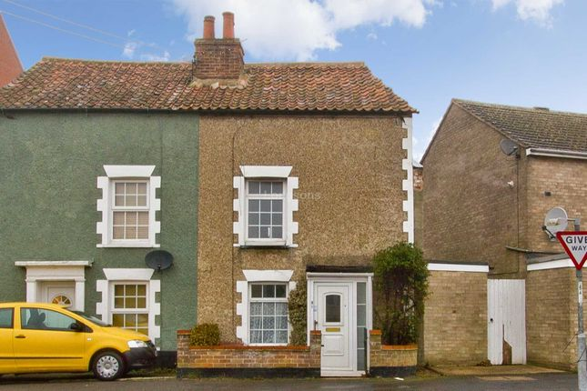 Thumbnail Semi-detached house for sale in London Street, Swaffham