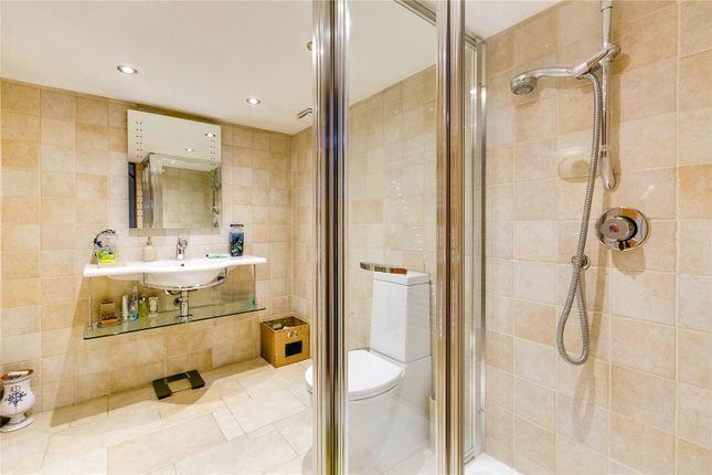 Shower Room of Hazlebury Road, Sands End, London SW6