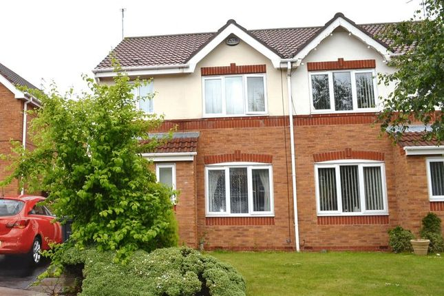 Thumbnail Semi-detached house to rent in Field Lane, Litherland, Liverpool
