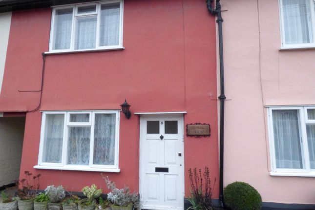 Thumbnail Terraced house to rent in Little St. Marys, Long Melford, Sudbury