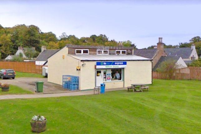 Thumbnail Retail premises for sale in Milton Stores, Drovers Way, Milton, Invergordon, Ross-Shire