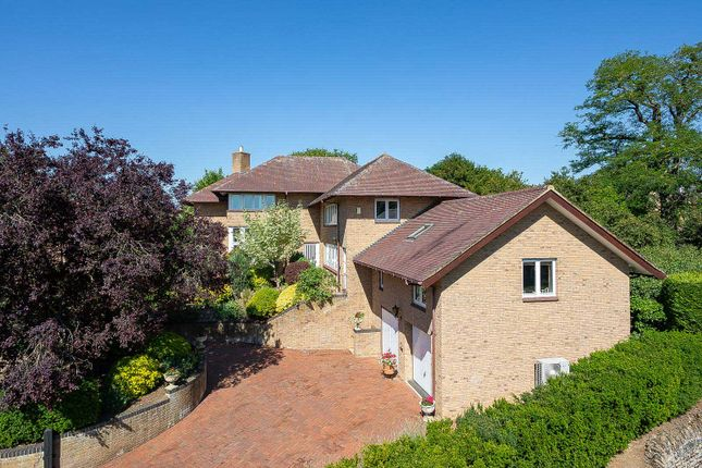 Thumbnail Detached house for sale in Polopit, Titchmarsh, Kettering