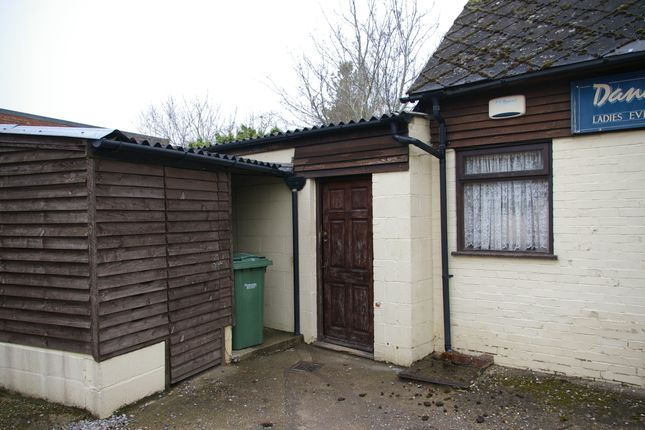 Storage Unit At 1 Lower Road, Chinnor, Oxon. OX39