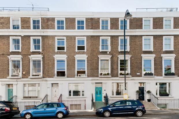 Thumbnail Flat to rent in Oakley Street, London