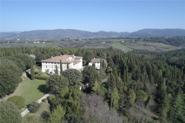 Picture No. 25 of Villa Il Moro, Impruneta, Tuscany, Italy