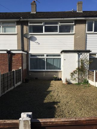 Thumbnail Terraced house to rent in Grasmere Road, Partington, Manchester