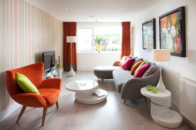 2 bedroom flat for sale in Plot 49 Meridian Waterside, Southampton