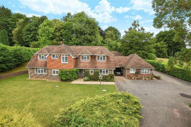 Thumbnail Detached house for sale in Beech, Alton, Hampshire