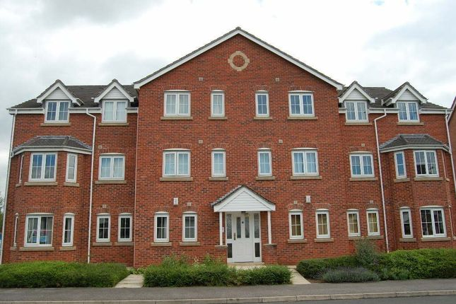 Thumbnail Flat for sale in Lakeside Court, Normanton