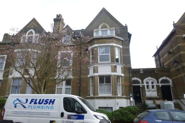 Thumbnail Flat to rent in Ingles Road, Folkestone