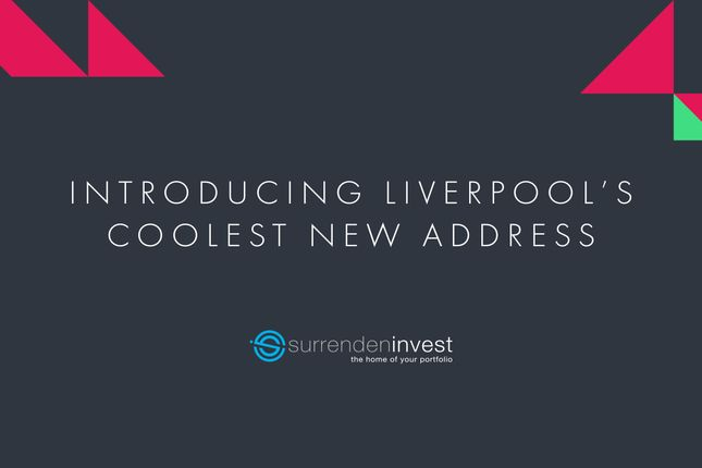 Thumbnail Flat for sale in Brick Street, Baltic Triangle, Liverpool