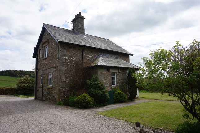 Thumbnail Detached house to rent in Lupton, Carnforth